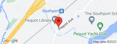 Map of Pequot Mews Condo Complex, in Pequot Avenue Fairfield CT