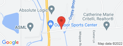 Map of Grumman Hill Village Condo Complex, in 4 Village Ct  Wilton CT