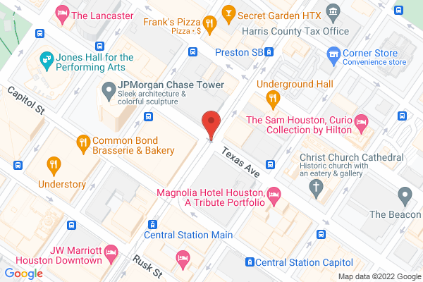 Mapped location of Broadway Across America