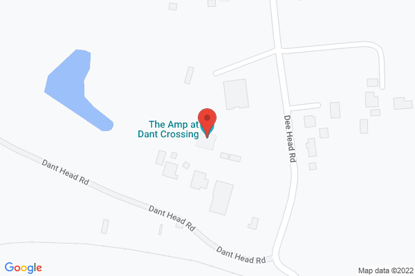 Mapped location of Dant Crossing - The Legacy