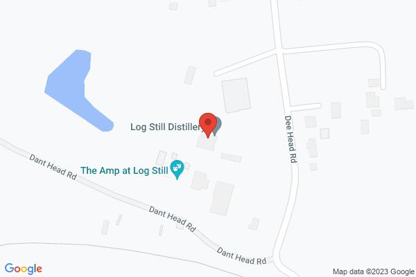Mapped location of Log Still Distillery