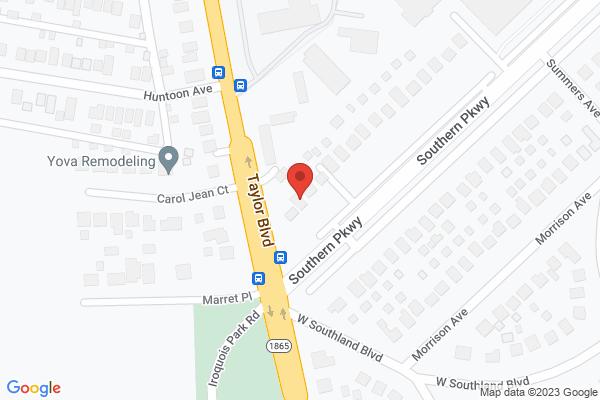 Mapped location of Hi-Tech Staffing LLC
