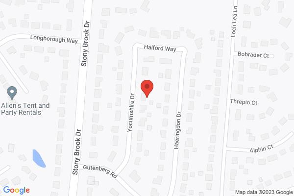 Mapped location of Ron Jones Jazz Quartet, The