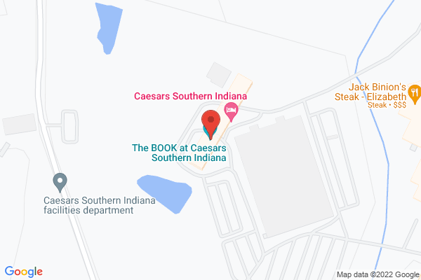 Mapped location of Straight No Chaser