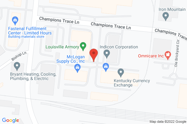 Mapped location of Spudz Chips