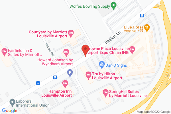 Mapped location of Blue Horse Bar, Cafe, and Terrace