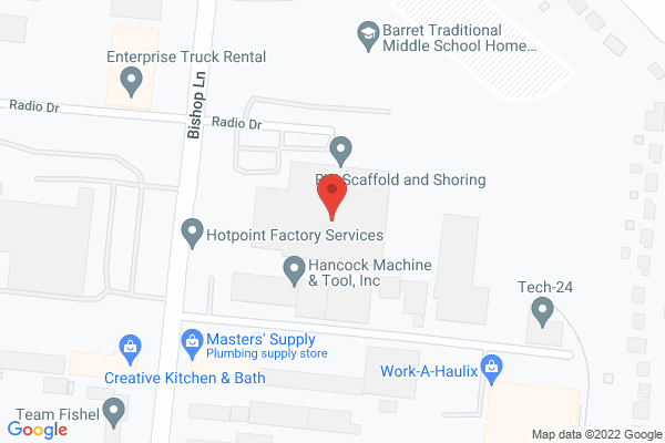 Mapped location of Alpha Productions