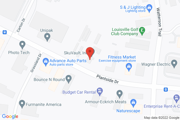 Mapped location of Goodson Clothing & Supply Co.