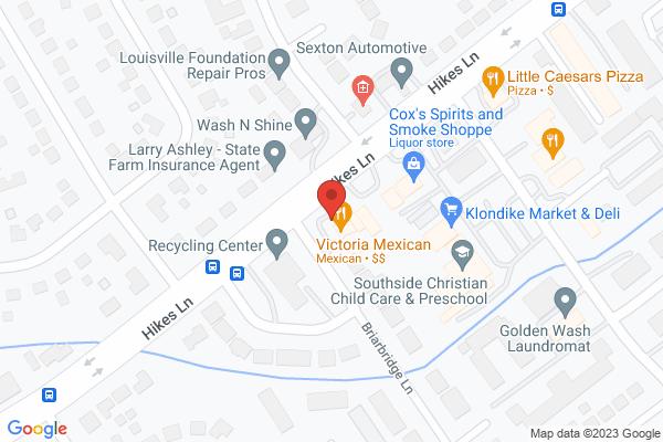 Mapped location of El Ranchero