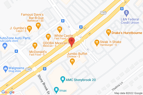 Mapped location of Jumbo Buffet