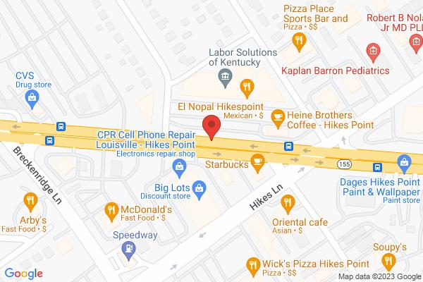 Mapped location of El Nopal
