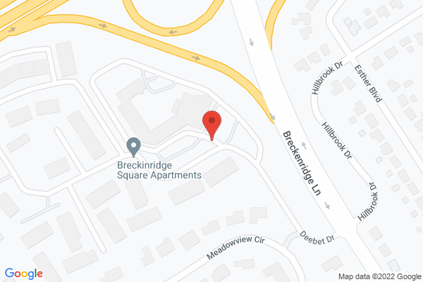 Mapped location of Jerry Green & Friends