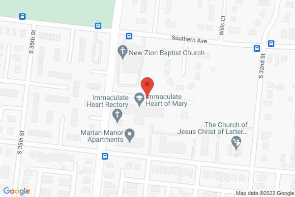 Mapped location of River City Drum Corp