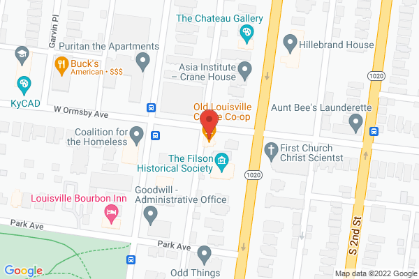 Mapped location of Amici'