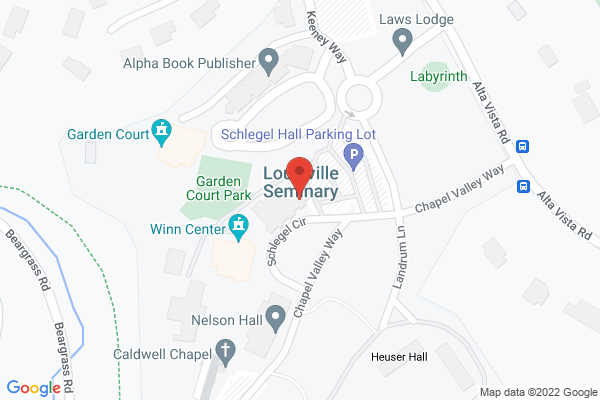 Mapped location of Laws Lodge