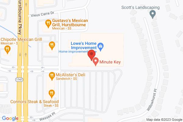 Mapped location of Danger Run