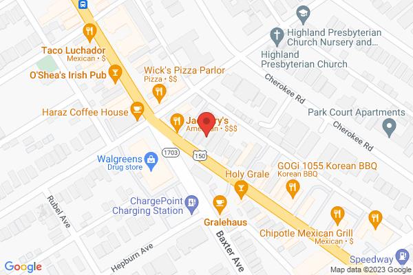 Mapped location of La Que