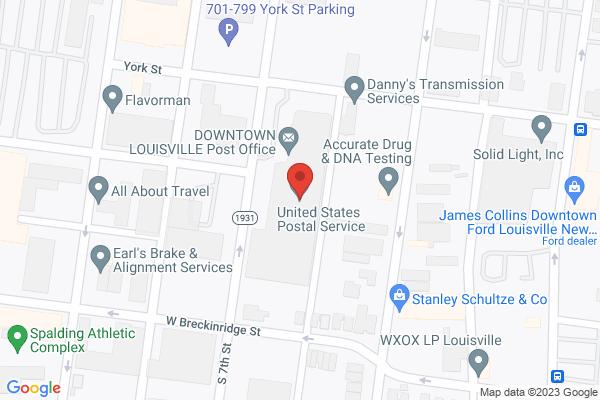 Mapped location of CorpEX LLC