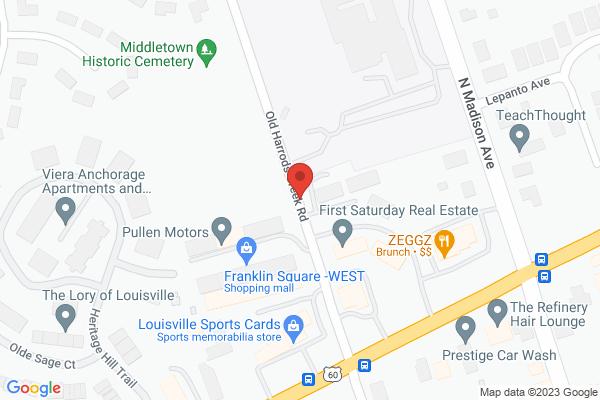 Mapped location of Hatfield Media, LLC.