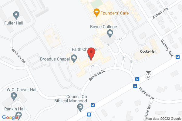 Mapped location of Legacy Hotel & Conferences