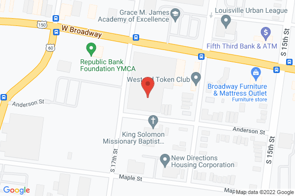 Mapped location of Store Space Self Storage