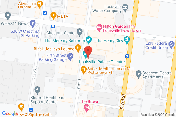 Mapped location of Celtic Women: Celebration-The 15th Anniversary Tour