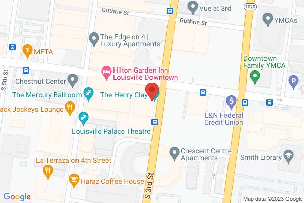 Mapped location of Bunbury Theatre Company