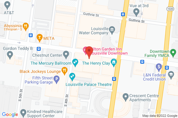 Mapped location of 8Up Elevated Drinkery and Kitchen