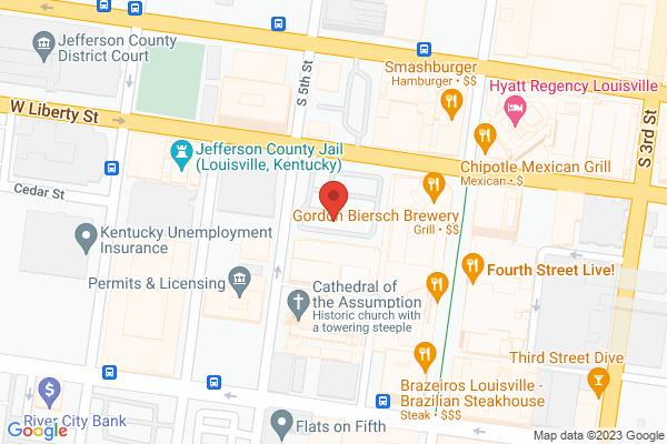 Mapped location of Demetria Gilkey, LLC