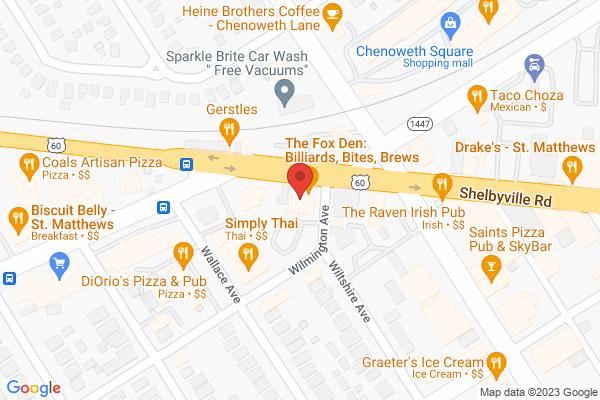 Mapped location of Diamond Pub & Billiards