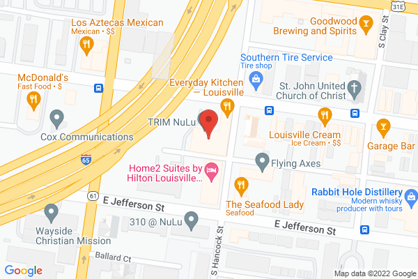 Mapped location of Lodgic Everyday Community