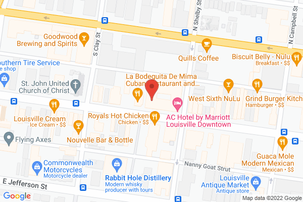 Mapped location of Repeal