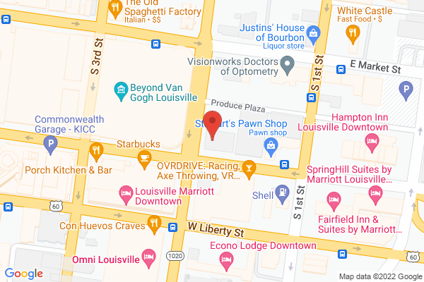 Mapped location of MPI Printing