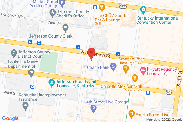 Mapped location of Melba's Culinary Canvas