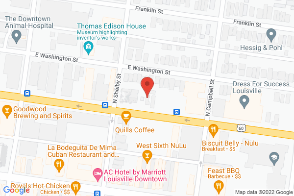 Mapped location of Garden House - Nulu