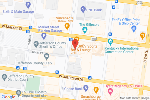 Mapped location of Carali's Rotisserie Chicken