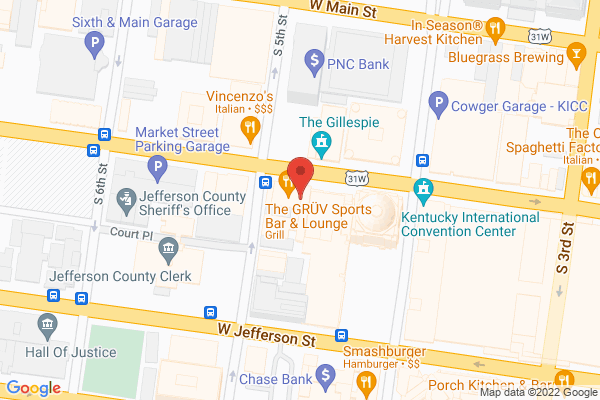 Mapped location of The Salad Chic