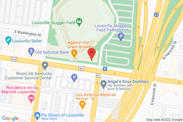 Mapped location of Against the Grain