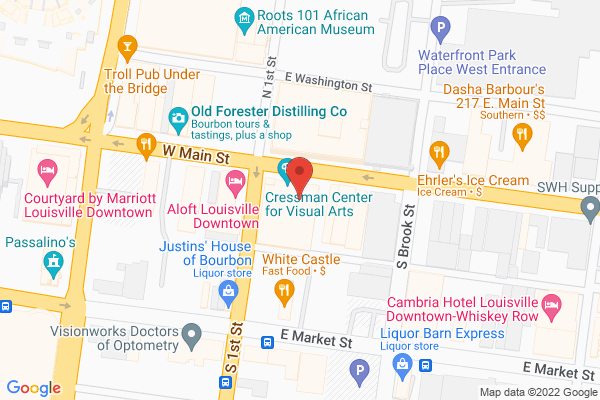 Mapped location of Thirsty Pedaler, The