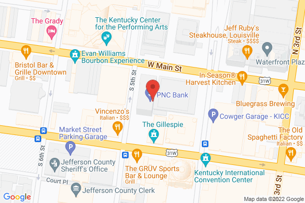 Mapped location of Cravings A La Carte