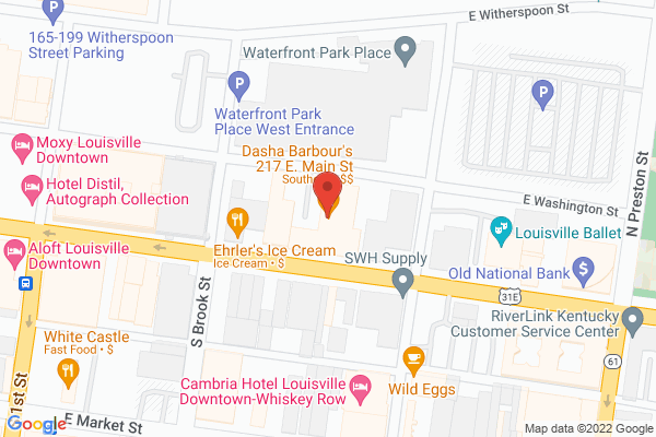 Mapped location of Crushed Ice Catering