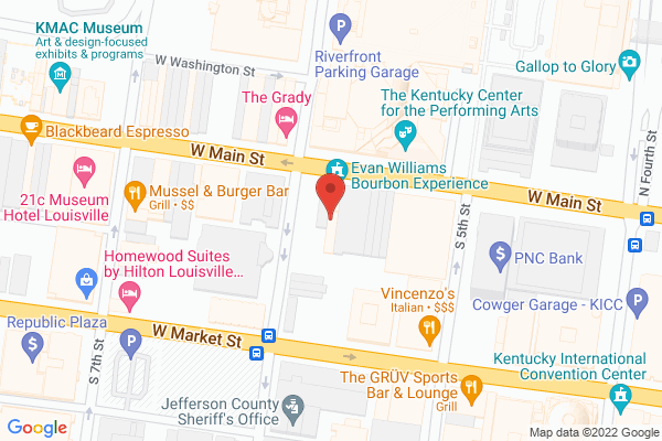 Mapped location of The Ideal Bartender Experience