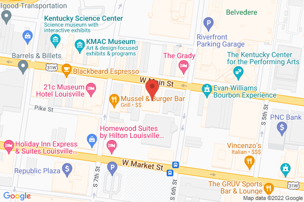 Mapped location of Arts & Culture Alliance