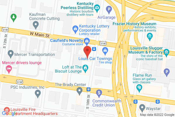 Mapped location of E & S Gallery, Inc.