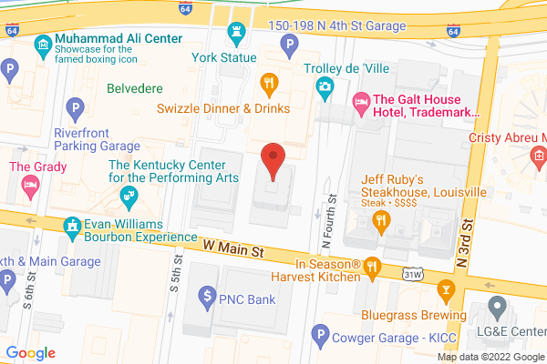 Mapped location of Airbnb