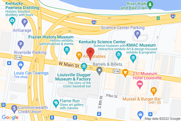 Mapped location of National Society of the Sons of the American Revolution, The - Genealogical Research Library & Museum