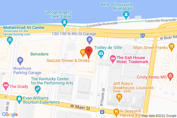 Mapped location of Talbott Fashions