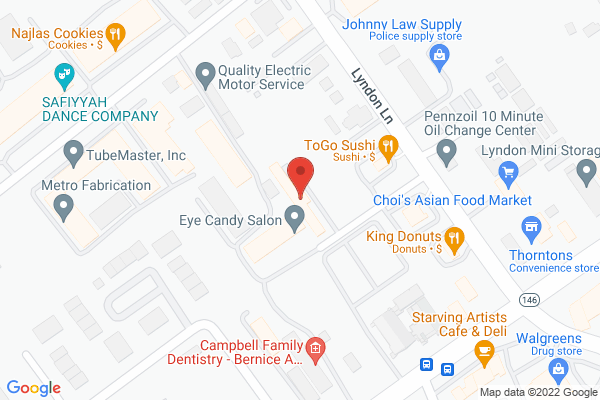 Mapped location of Holsopple Brewing