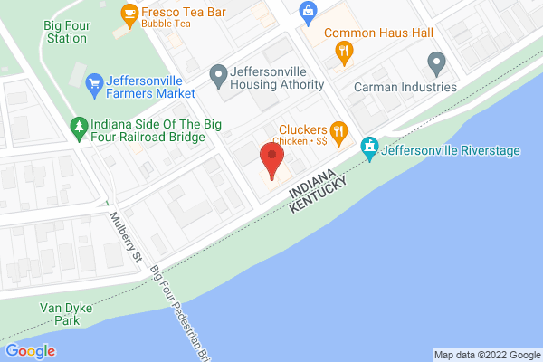 Mapped location of Flat 12 Bierwerks