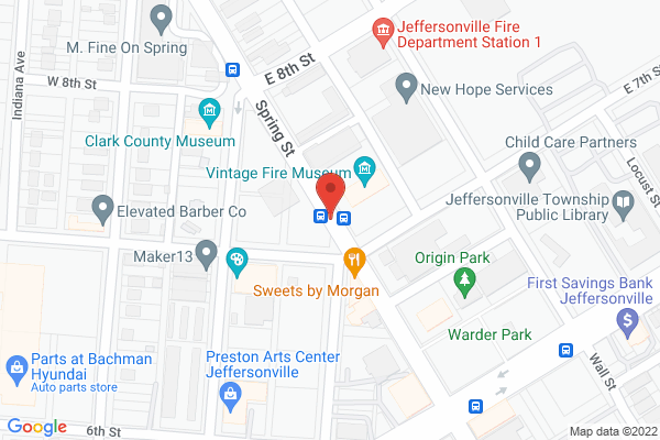 Mapped location of Snacks with Santa